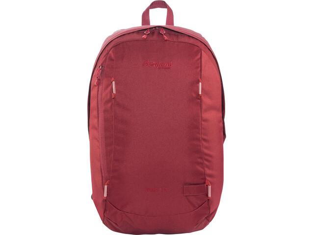 Bergans Hugger 30 L Mochila, burgundy/red